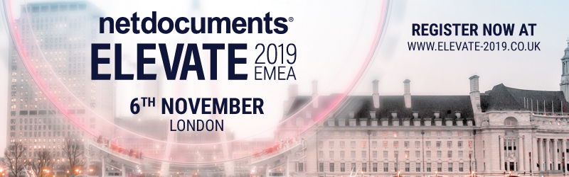 Elevate 2019 EMEA